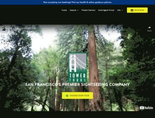 towertours.com screenshot