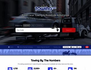 towing.com screenshot