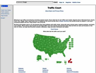 town-court.com screenshot