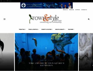 townandstyle.com screenshot