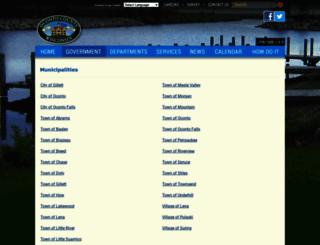 townofriverview.com screenshot