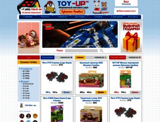 toy-up.ru screenshot