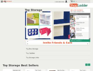 toyboxesandstorage.com screenshot