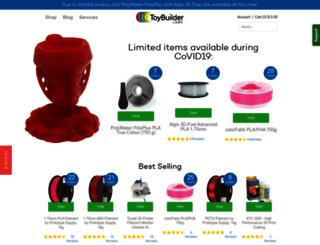 toybuilderlabs.com screenshot