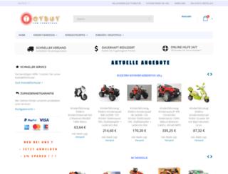 toybuy.de screenshot