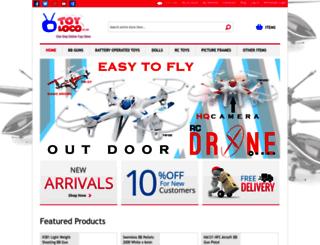 toyloco.co.uk screenshot
