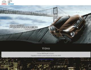toyotalivestreaming.com screenshot