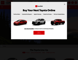 toyotaofpuyallup.com screenshot