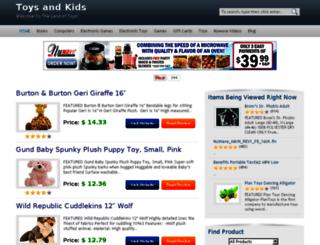 toys-and-kids.com screenshot