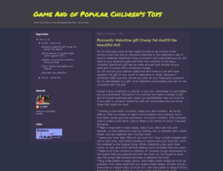 toys-child.blogspot.com screenshot
