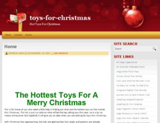 toys-for-christmas.info screenshot