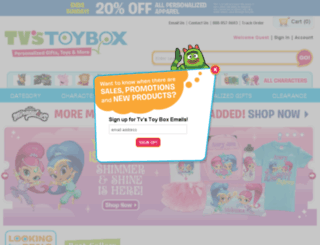 toys.tystoybox.com screenshot