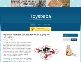 toysbaba.bravesites.com screenshot