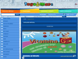 toysemore.co.uk screenshot