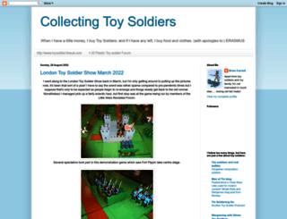 toysoldiercollecting.blogspot.com screenshot