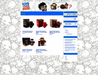 toysoverfood.com screenshot