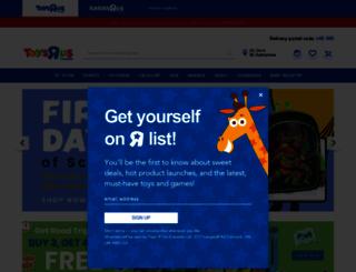toysrus.ca screenshot