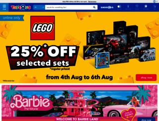 toysrus.com.sg screenshot