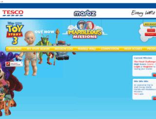 toystorymission.co.uk screenshot