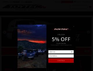 toyteclifts.com screenshot