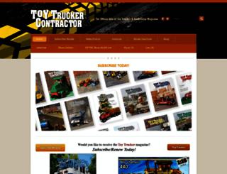 toytrucker.com screenshot