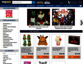 toywiz.com screenshot