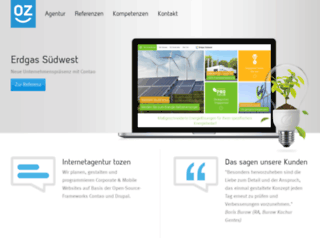 tozen.de screenshot