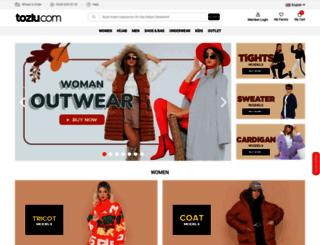 tozlu.com screenshot
