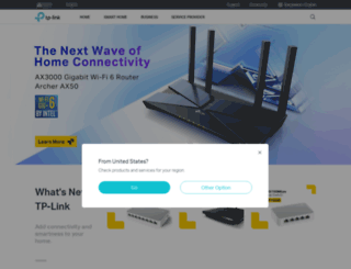 tp-link.com.bd screenshot