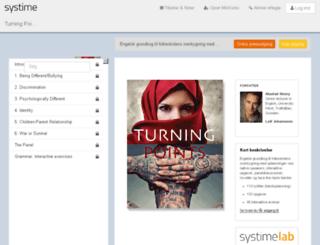 tp.systime.dk screenshot