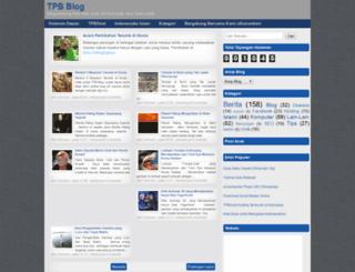 tpb-pembaharuan.blogspot.com screenshot