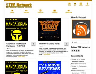 tpenetwork.com screenshot