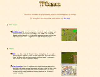 tpgames.free.fr screenshot