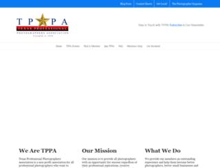 tppa.org screenshot