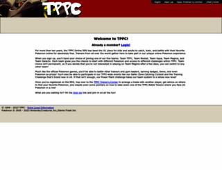 tppcrpg.net screenshot
