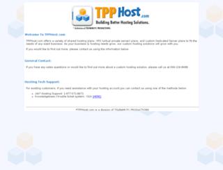 tpphost.com screenshot