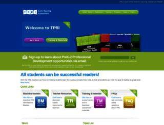 tpri.org screenshot