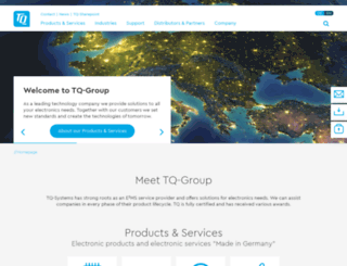 tq-group.com screenshot