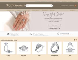 tqdiamonds.com screenshot
