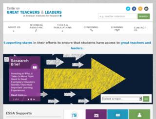tqsource.org screenshot