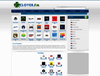 tr.clover.fm screenshot