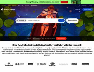 tr.depositphotos.com screenshot