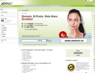 tr.joynic.com screenshot