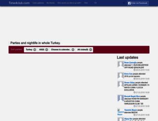 tr.time4club.com screenshot