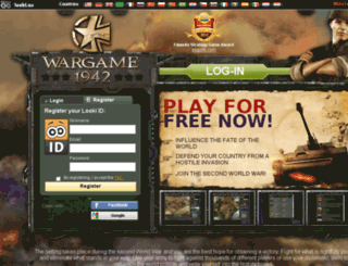 tr.wargame1942.com screenshot