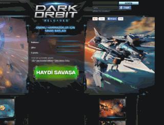 tr2.darkorbit.bigpoint.com screenshot