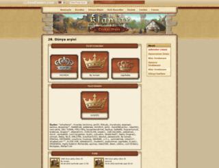 tr28.klanlar.org screenshot