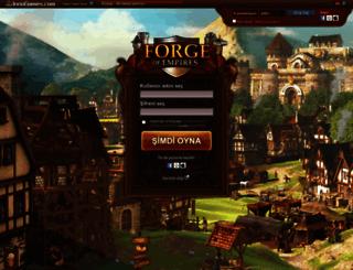 tr3.forgeofempires.com screenshot