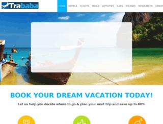 trababa.com screenshot