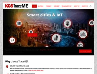 trace.me screenshot